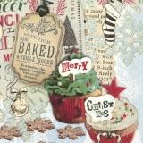 Weihnachtsgebäck, Kuchen, Cupcakes, Muffins - Christmas biscuits, cakes - Biscuits de Noël, petits gâteaux
