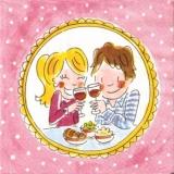 Essen gehen, feiern, Date, Jahrestag, Geburtstag, Einladung, Prost.... - Out for dinner, celebrating, dating, anniversary, birthday, invitation, cheers .... - Dîner, fête, rendez-vous, anniversaire, a