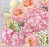Pastelfarbene Rosen und andere, hübsche Blumen - Pastel roses and other pretty flowers - Roses en pastel et autres jolies fleurs