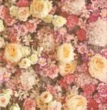 Pastellfarbenes Blumenmeer - Pastel colored flower sea - Fleur de fleurs colorées en pastel