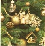 Weihnachtsdeko, Baumschmuck mit Engeln - Christmas decoration, tree decorations with angels - Décoration de Noël, décorations darbre avec des anges