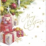 Geschenke unterm Weihnachtsbaum - Presents under the Christmas tree - Cadeaux sous le sapin de Noël