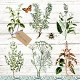 Holz, Kräuter, Biene & Schmetterling - Wood, herbs, bee & butterfly - Bois, herbes, abeilles et papillons