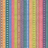Ethnisches Streifenmuster - Ethnic stripe pattern - Motif de rayures ethniques