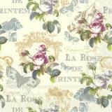 Rosen, Engelrahmen, Schmetterling & Geschriebenes -Roses, Angel frames, Butterflies & Writing - Roses, cadres dange, papillons et écriture