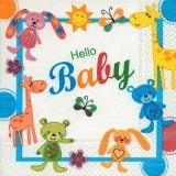Hallo kleines Baby - Hello little baby - Bonjour petit bébé