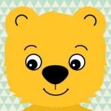 Süßer Bär, Teddy - Cute plush bear - Ours en peluche mignon