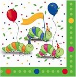 Raupe Nimmersatt & Freunde - Caterpillar friends - Caterpillar et amis