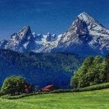 Wunderschöne Berglandschaft - Beautiful mountain landscape - Beau paysage de montagne