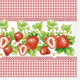 Frische, saftige Erdbeeren - Fresh, juicy strawberries - Fraises fraîches et juteuses