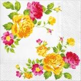 Rosen in voller Blüte - Roses in full blossom - Des roses en pleine floraison