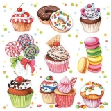 Leckere Cupcakes, Muffins, Macarons, Bagels.... - Delicious cupcakes, muffins, macarons, bagels .... - Petits gâteaux délicieux, Cupcakes, Muffins, Macarons, Bagels....