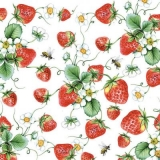 Bienen & Erdbeeren - Bees & Strawberries - Abeilles et fraises