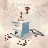 nostalgische Kaffeemühle - nostalgic coffee grinder - moulin à café nostalgique
