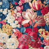 Verschiedene Blumen mit Tulpen - Different flowers with tulips - Diverses fleurs avec des tulipes