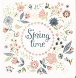 Frühlingszeit - Spring time - Le printemps