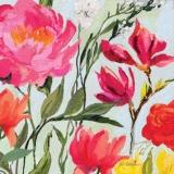 Pfingstrosen & Magnolien - Peonies & Magnolias - Pivoines et Magnolias