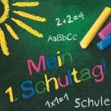 Mein erster Schultag - My first day in school - Mon premier jour d école