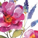 Rosen & Sommerflieder - Roses & summer lilac - Roses et lilas d été