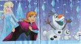 Eiskönigin, Olaf, Anna & Elsa - Frozen, Olaf, Anna & Elsa - Frozen, Olaf, Anna et Elsa