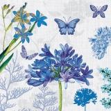 Schmetterlinge besuchen Lilien - Butterflies visit lilies - Les papillons visitent les lys