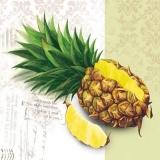 Ananas & Poststempel - Pineapple & Postmark - Ananas et cachet postal