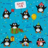 8 kleine Pinguine haben Spass - 8 little penguins are having fun - 8 petits pingouins s amusent