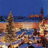 Stadt Annaberg feiert Weihnachten - City of Annaberg celebrates Christmas - La ville d Annaberg fête Noël