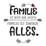 Familie - family - famille