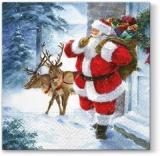 Pssst der Weihnachtsmann kommt - Pssst Santa Claus is coming - Pssst Santa Claus arrive