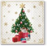 Geschenke unter dem Weihnachtsbaum - Gifts under the Christmas tree - Cadeaux sous le sapin de Noël