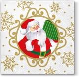 Hier kommt der Weihnachtsmann - Here comes Santa Claus - Voici le Père Noël