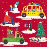 Bescherung zu Weihnachten - Christmas presents - Cadeaux de noel