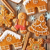 Lebkuchenallerlei - kinds of gingerbread - toutes sortes de pain d épices