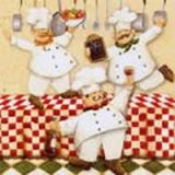 Viele Köche - many chefs, cooks - Beaucoup de cuisiniers