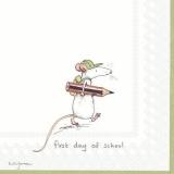 Erste Schultag - First day of school - Premier jour d école