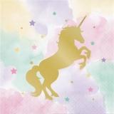 goldenes Einhorn - golden unicorn - licorne d or