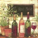 Wein & Oliven - Wine and olives - Vin et olives