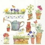 Giesskanne & Gartenaccessoires - Watering can & garden accessories - Arrosoir et accessoires de jardin