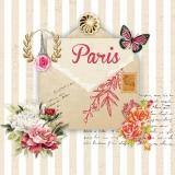 Brief aus Paris - Letter from Paris - Lettre de paris
