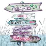 Wo geht es zum Strand? - Where can I get to the beach? - Où est la plage?