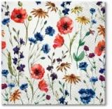 bunte Wiesenblumen - colorful meadow flowers - fleurs de prairie colorées