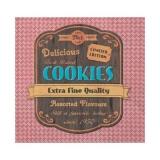 Schild Cookies - Sign cookies - Signer des cookies