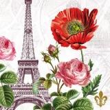 Rosen & Eifelturm - Roses & Eiffel Tower - Roses et Tour Eiffel