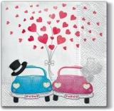 verliebte Autos - love cars - voitures d amour