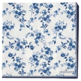 zarte Blütenzweige in blau - delicate flowering branches in blue - branches fleuries délicates en bleu