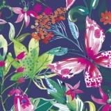 Schmetterling & bunte Blatt - und Blütenvielfalt - Butterfly & colorful leaf and flower variety - Variété de papillons et de feuilles colorées et de fleurs