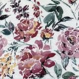 wunderschöne gemalte Rosen - beautiful painted roses - belles roses peintes