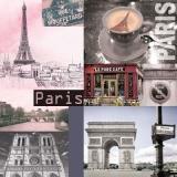 Pariser Stadtleben - Parisian city life - Vie citadine parisienne