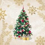 eleganter Weihnachtsbaum - elegant christmas tree - arbre de noël élégant